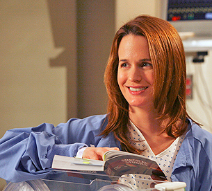 After Jane doe's surgery in series 3 what does Alex call her?