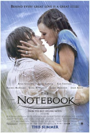 Image result for the notebook logo