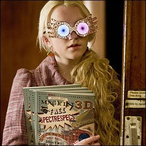 What's 'The Quibbler' named in Swedish?