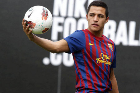What's the number of the jersey Alexis is gonna wear?