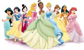 How many of these disney princesses were not princesses to begin with?