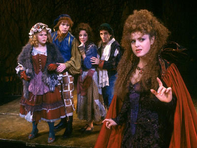 "In the Broadway Musical ""Into the Woods"", which princess ends up dying in the play? (Spoiler Alert)"