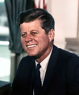 Which Grey's Anatomy actor played a young John F. Kennedy in a movie about his youth?