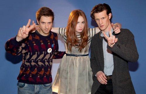 What do Matt, Karen and Arthur call themselves?