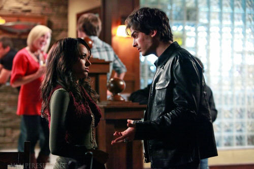 Did Bonnie and Damon dance in this episode?