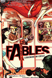 "In the Vertigo comic series, ""Fables"", which princess's marriage has stood the test of time?"