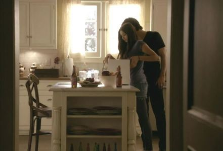 Damon: &#34;Aunt Jenna&#39;s getting tipsy.&#34;  What does Elena say?