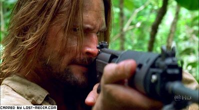 What or Who was Sawyer aiming at ?
