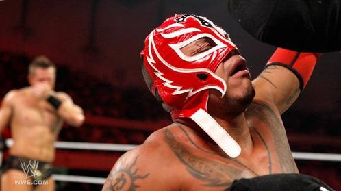 Who is behind Rey Mysterio???