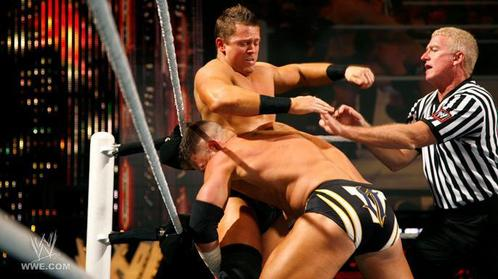 Who is hurting The Miz???