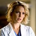 Who did Izzie tell that she had stage four skin cancer?