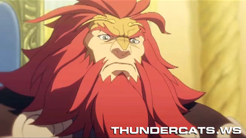 What is the name of Lion-O's Father?