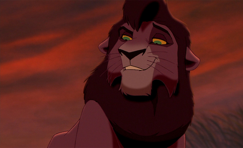 What is Kovu's mother's name?