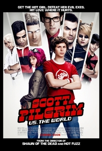 "What is the name of her character in ""Scott Pilgrim vs. the World""?"