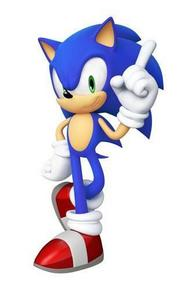 What is Sonic's real name in the Archie comics?