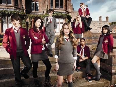 Which house of Anubis character called my name?