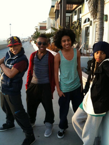 "In an interview MB was asked ""Who is the messiest out of all you guys?"" What was their answer? :)"