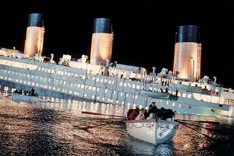 "In what month and year did Titanic Rank #6 on the American Film Institute's list of the 10 greatest films in the genre ""Epic""."