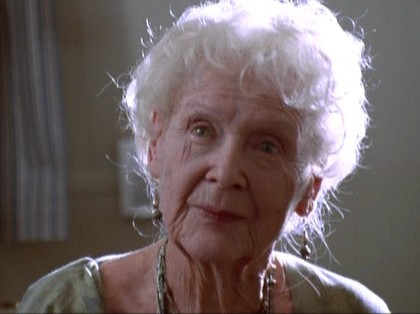 How old was Gloria Stuart when she starred in Titanic?