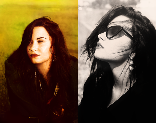 What is the name of Demi's third album?