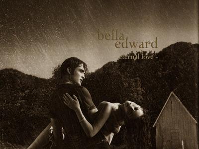 Edward turns Bella into a Vampire inside a school bus true या false?