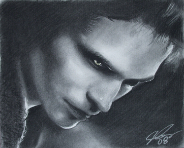 Edward drew this for Bella in the movie Eclipse, true یا false