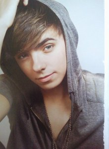 has nathan sykes got a sister?