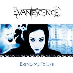 What country gave a Platinum Certification for Bring Me To Life?