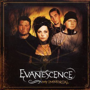 Who produced My Immortal by Evanescence?