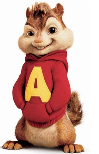 In the 2007 movie,what did Alvin Called Himself?