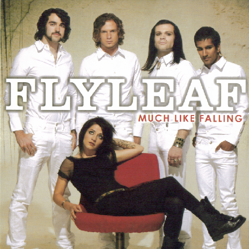 How many tracks are there in Much Like Falling door Flyleaf?