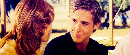 """I mean, God bless The Notebook, it introduced me to one of the great loves of my life."" Who said it?"