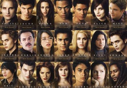 Sarah Michelle Geller(Buffy) plays Rosalie in New Moon, true or false