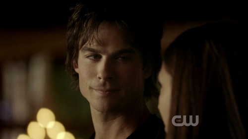 "Books: ""But I've figured it out, at last. I know what you really are, Elena."" After Damon tasted her tears. What did Damon find out about her?"