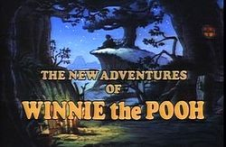 What taon did The New Adventures Of Winnie The Pooh debut?.