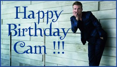 When is Cam Gigandet's Birthday?