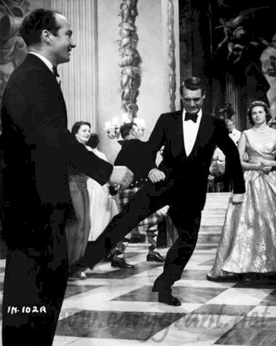 Name the Cary Grant film ?
