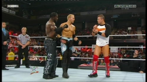 R-Truth,Christian and....