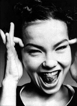 What song did Bjork pen for the &#34;Material Girl&#34; Madonna???