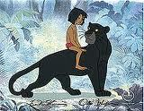 True 或者 False? Bageehra is the only feline in the Jungle Book?