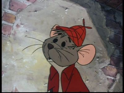 This mouse from the Aristocats is named: