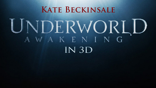 "In which city is being filmed ""Underworld 4: Awakening""?"