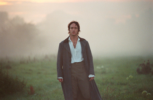 Pride and Prejudice movie: who is he?