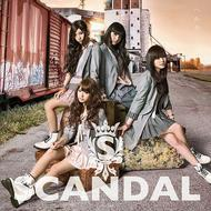 SCANDAL BAND WAS FROM?