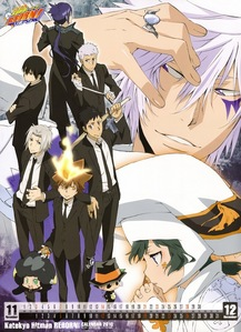 Who is the person that most look forward for the arrival of Tsuna and his guardians to the future? (Said by Irie)