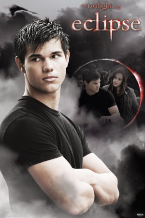 where does Bella first see Jacob in Eclipse?