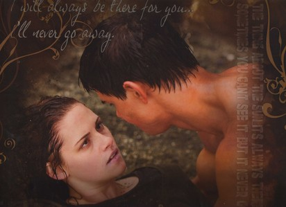 how many times does Jacob save Bella from drowning in New moon?