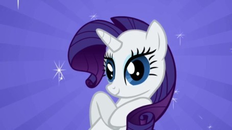 Who does the voice of Rarity?