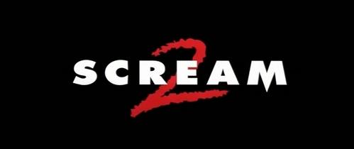 In the original Scream 2 script, who were the killers?