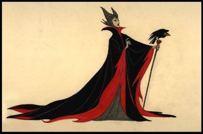 """True o False? There is a witch in Disney's """"Sleeping Beauty"""""""